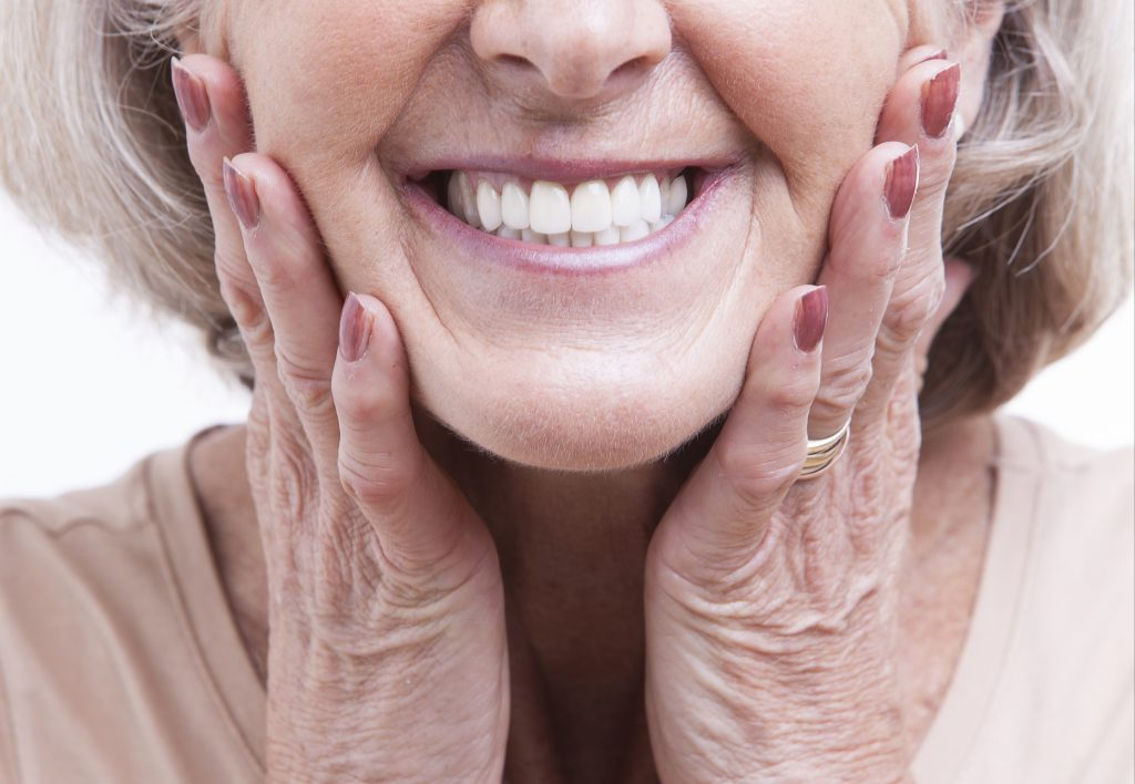 Where can I get dentures in palm beach gardens?