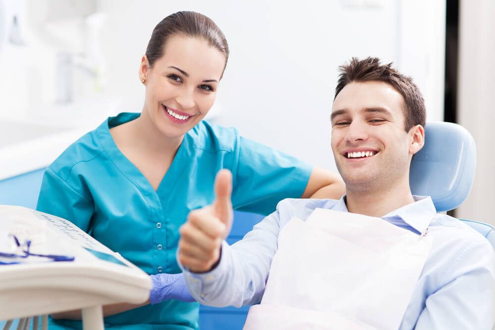 What is treatment with dentures palm beach gardens?